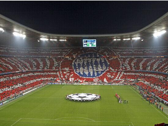 慕尼黑安联球场