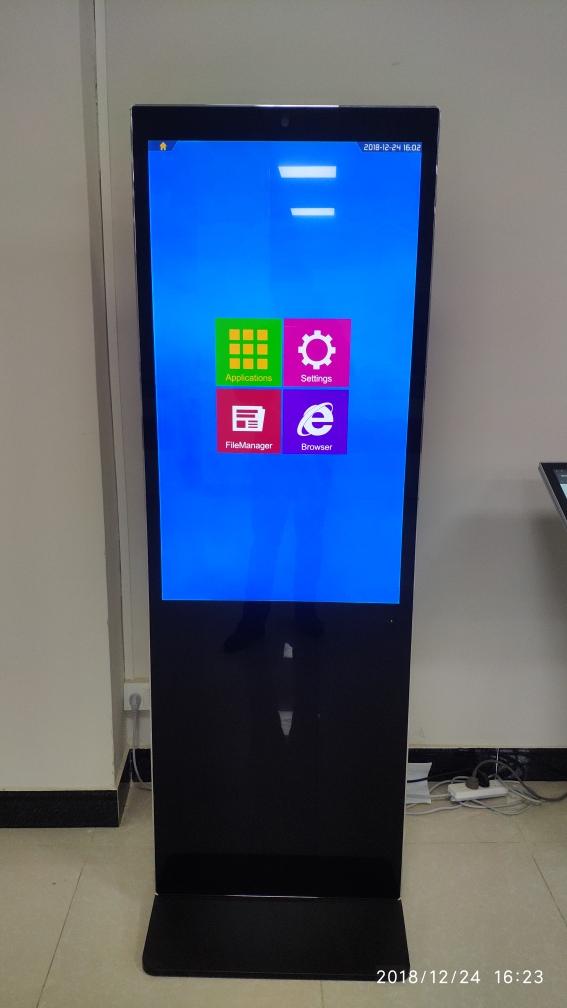 液晶广告机3大常见问题的处理方法